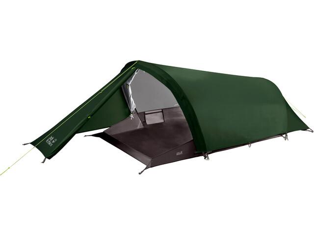 Jack Wolfskin Gossamer II Tent, mountain green